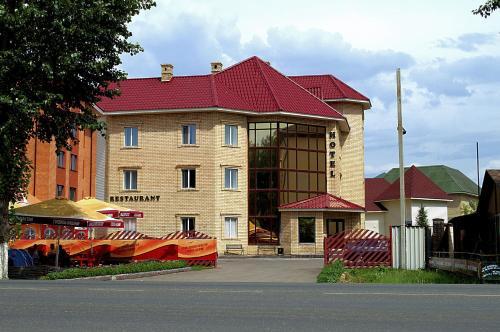 Отель Глория, Боровое, Казахстан