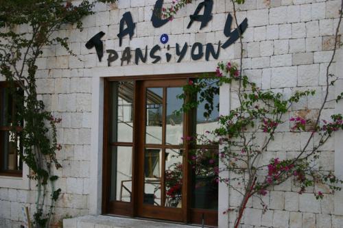 Kas Talay Pansiyon adres