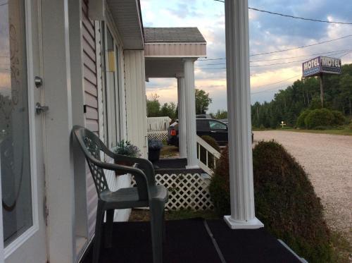 Auberge Motel Panorama Photo