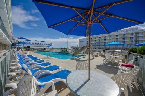 Fleur De Lis Beach Motel - Wildwood Crest, NJ 08260