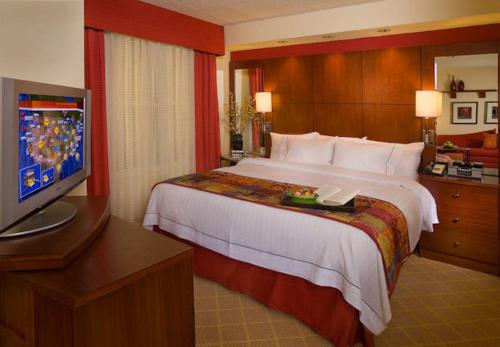 Residence Inn By Marriott Dallas Dfw Airport South/irving - Irving, TX 75062