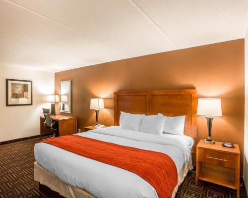 Comfort Inn Downtown Chattanooga Photo