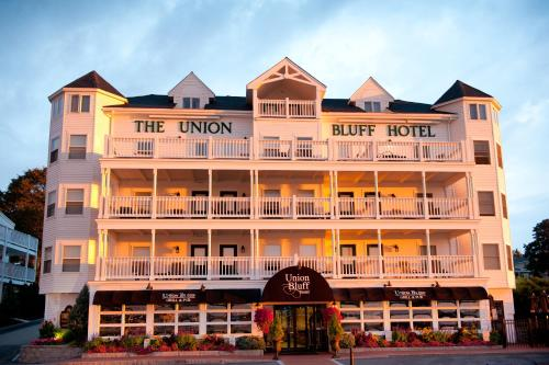 Union Bluff Hotel York