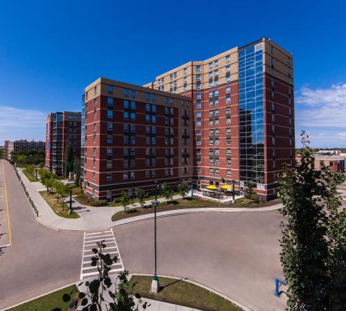 Edmonton Hotels Near University Of Alberta