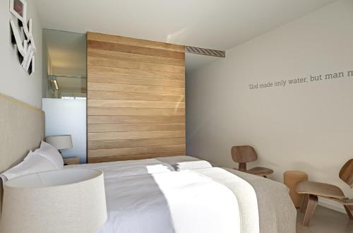 Double or Twin Room with Terrace Trossos Del Priorat 4