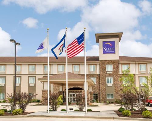 Sleep Inn & Suites Parkersburg - Parkersburg, WV 26101