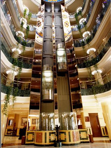Hotel Infanta Cristina 5