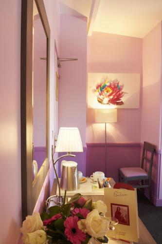 Hôtel Poussin photo 31