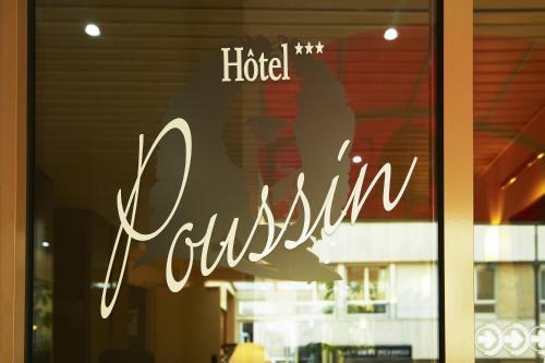 Hôtel Poussin photo 41