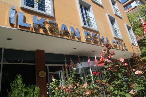 Ankara Ilksan Deha Hotel