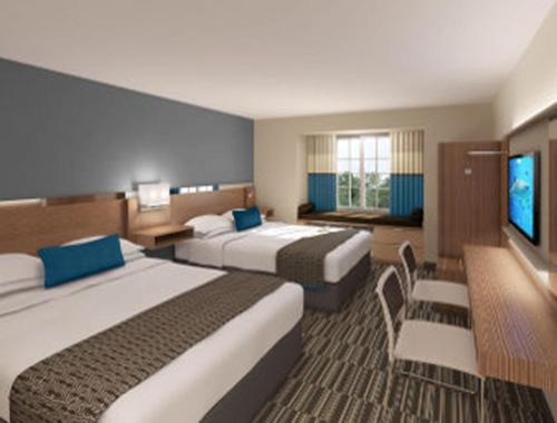 Microtel Inn & Suites By Wyndham Altoona - Altoona, PA 16602