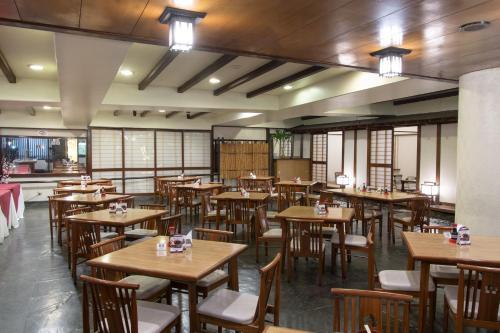 Nikkey Palace Hotel Photo