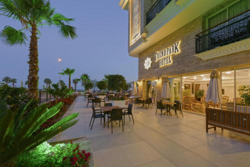 Antalya Trend Park Hotel indirim