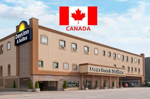 Days Inn & Suites Sault Ste. Marie, Ontario Photo