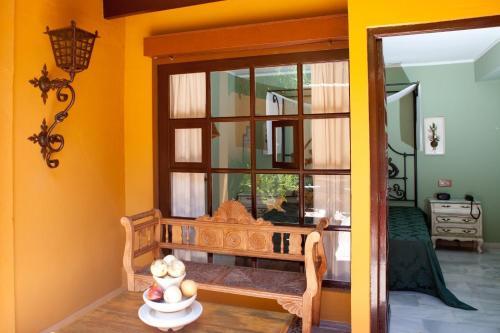 Habitación Doble con patio Hotel Boutique Al- Ana Marbella 1