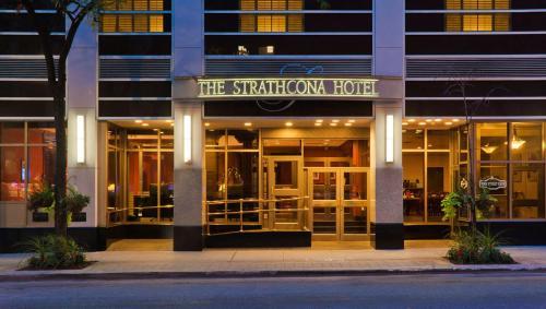 The Strathcona Hotel - Toronto, ON M5J 1S8