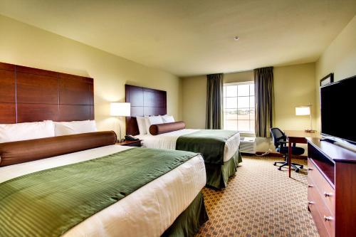 Cobblestone Hotel & Suites Pecos