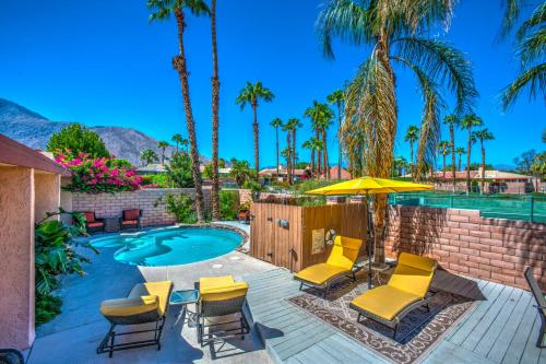Hotels Near Palm Springs Visitor Center Usa
