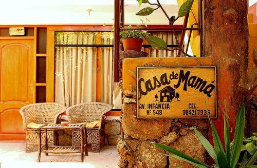 Casa de Mama Cusco 2-The Ecohouse Photo