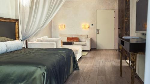 Suite Jardín Hotel Castell d'Emporda 4