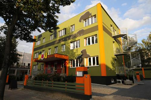 HOLI-Berlin Hotel photo 18