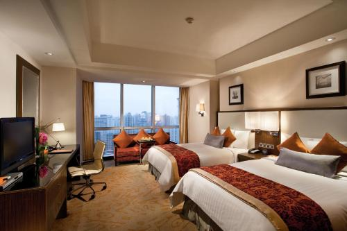 Courtyard By Marriott Shanghai Xujiahui photo 14