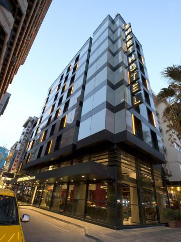 Izmir Smart Hotel İzmir yol tarifi