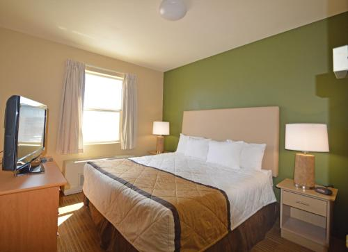 Extended Stay America - Anchorage - Downtown - Anchorage, AK 99501