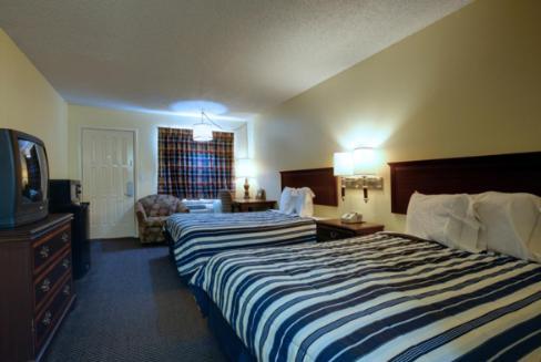 Americas Best Value Inn Comanche - Comanche, TX 76442