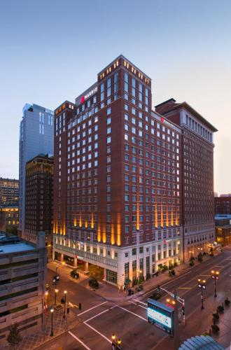 Top Hotel Deals Near Busch Stadium Saint Louis Marriott St Grand