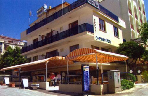 Kusadası Capri Riva Hotel telefon