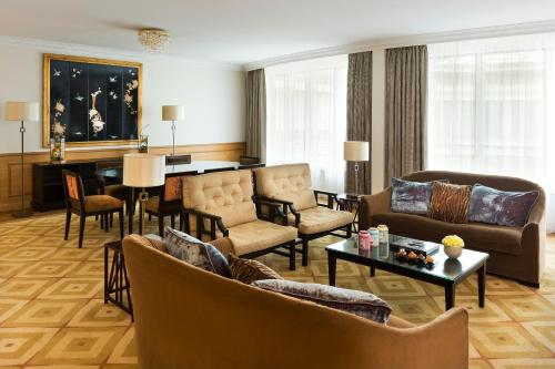 Paris Marriott Champs Elysees Hotel photo 22