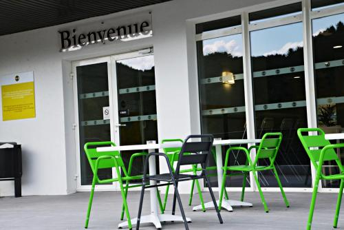 B&B Hôtel Alès - Pôle Mécanique