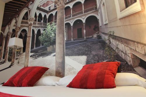 Doppel- oder Zweibettzimmer ELE Enara Boutique Hotel 14