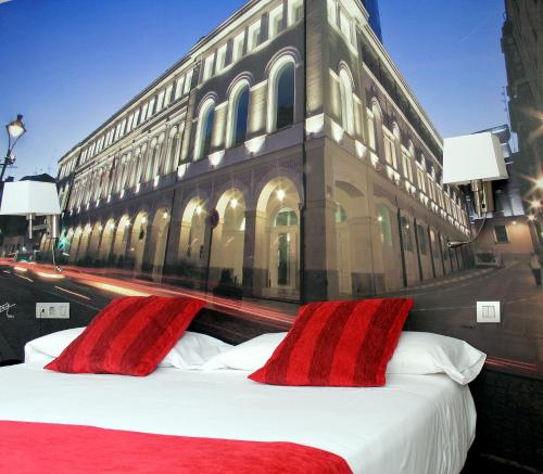 Doppel- oder Zweibettzimmer ELE Enara Boutique Hotel 11