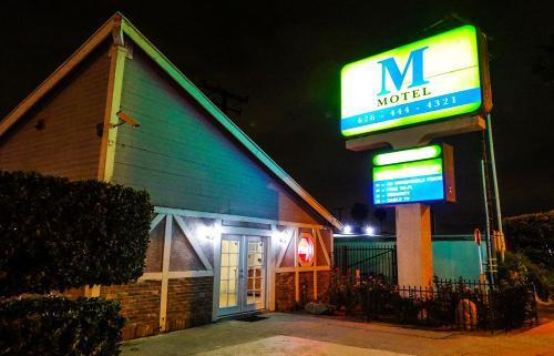 M Motel El Monte Photo
