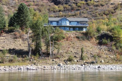 The River Haus Bed And Breakfast - Trail, BC V1R 4W8
