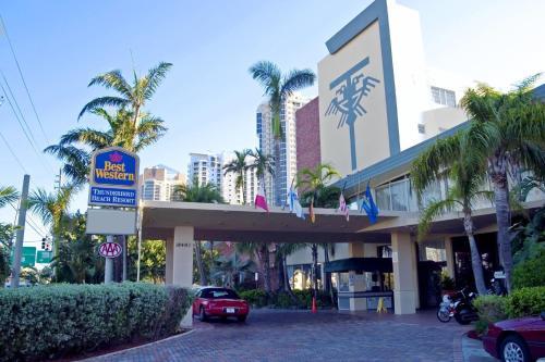 Days Hotel By Wyndham Thunderbird Beach Resort Sunny Isles