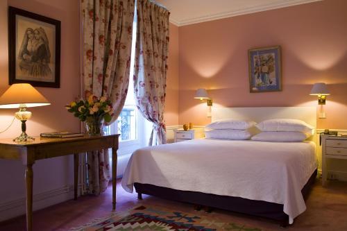 Hotel Le Saint Gregoire impression