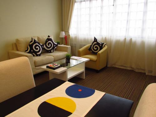Alocassia Serviced Apartments photo 21