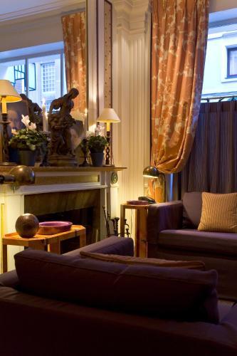 Hotel Le Saint Gregoire photo 17