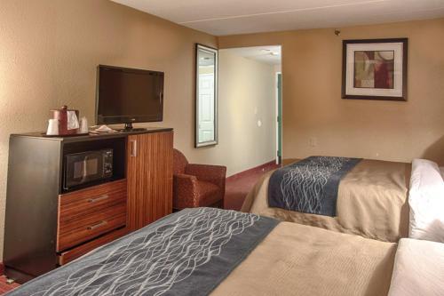 Comfort Inn Oxon Hill Photo