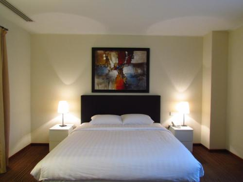 Alocassia Serviced Apartments photo 42