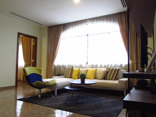 Alocassia Serviced Apartments photo 46