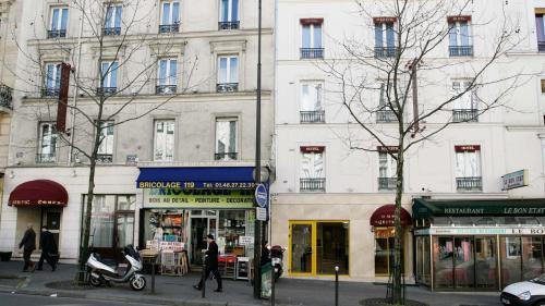 121 Paris Hotel photo 15
