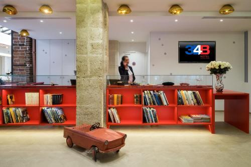 Hotel 34B - Astotel photo 13