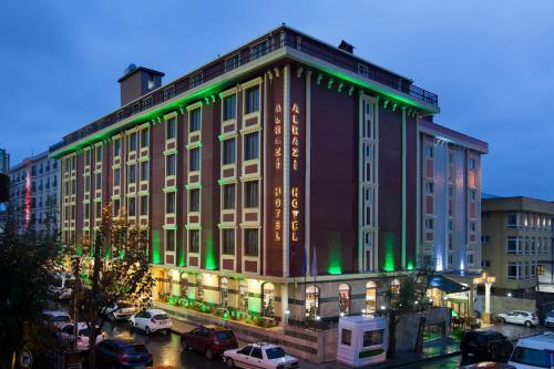 Istanbul Alrazi Hotel indirim kuponu