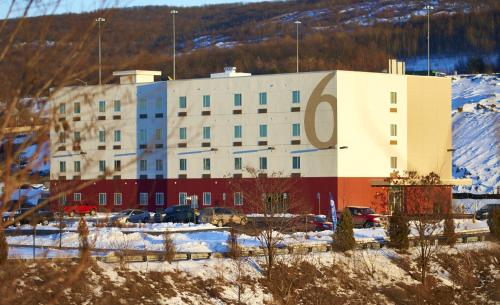Motel 6 Wilkes-barre Arena - Wilkes Barre, PA 18702