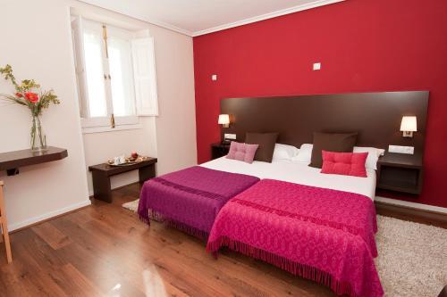 Zweibettzimmer Hotel Arrope 10