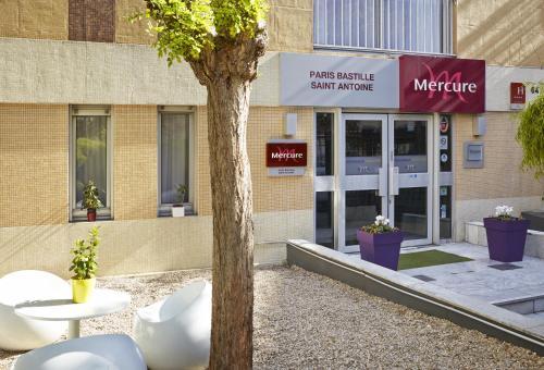 Mercure Paris Bastille Saint Antoine photo 25